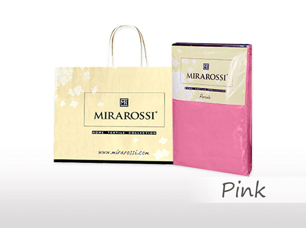 Простыни MIRAROSSI Простыня на резинке Nilo Цвет: Розовый (166х208) salsa кардиган nilo