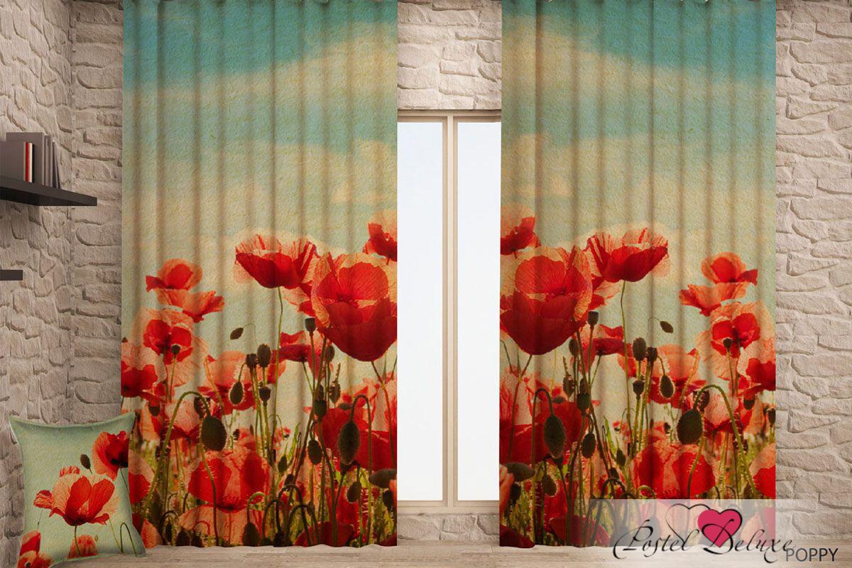 Garden Фотошторы Poppy