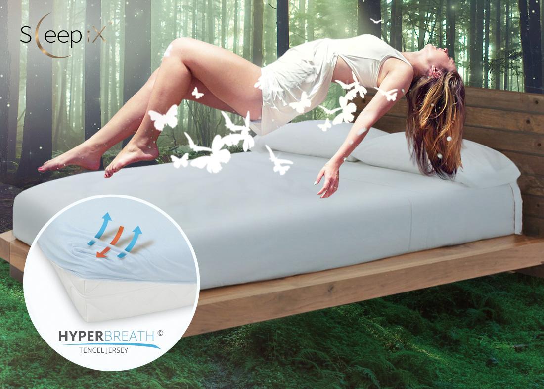 Простыни на резинке Sleep iXПростыни на резинке<br>Производитель: Sleep iX<br>Страна производства: Россия<br>Материал: Эвкалиптовый трикотаж (Джерси)<br>Состав: 95% Вискоза (Тенсел), 5% Лайкра<br>Размер простыни: 90х200 см<br>Высота: 20 см<br>Упаковка: Полиэтиленовый пакет<br><br>Тип: простыня<br>Размерность комплекта: None<br>Материал: Эвкалиптовый трикотаж<br>Размер наволочки: None<br>Подарочная упаковка: None<br>Для детей: нет<br>Ткань: Эвкалиптовый трикотаж<br>Цвет: None