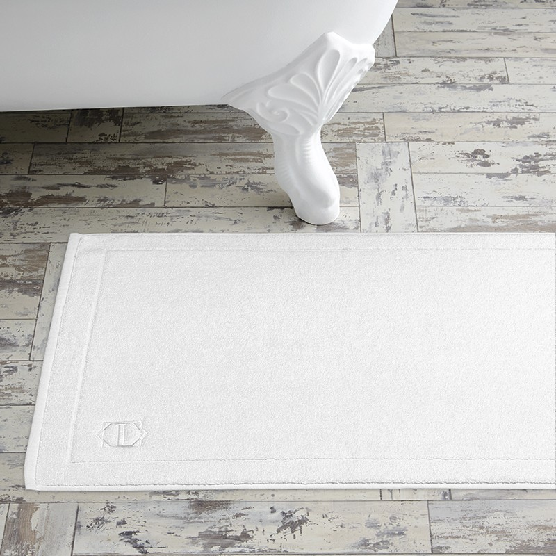 Аксессуары для ванной и туалета Togas Коврик для ванной Рапсодия Цвет: Белый (50х70 см) togas коврик для ванной