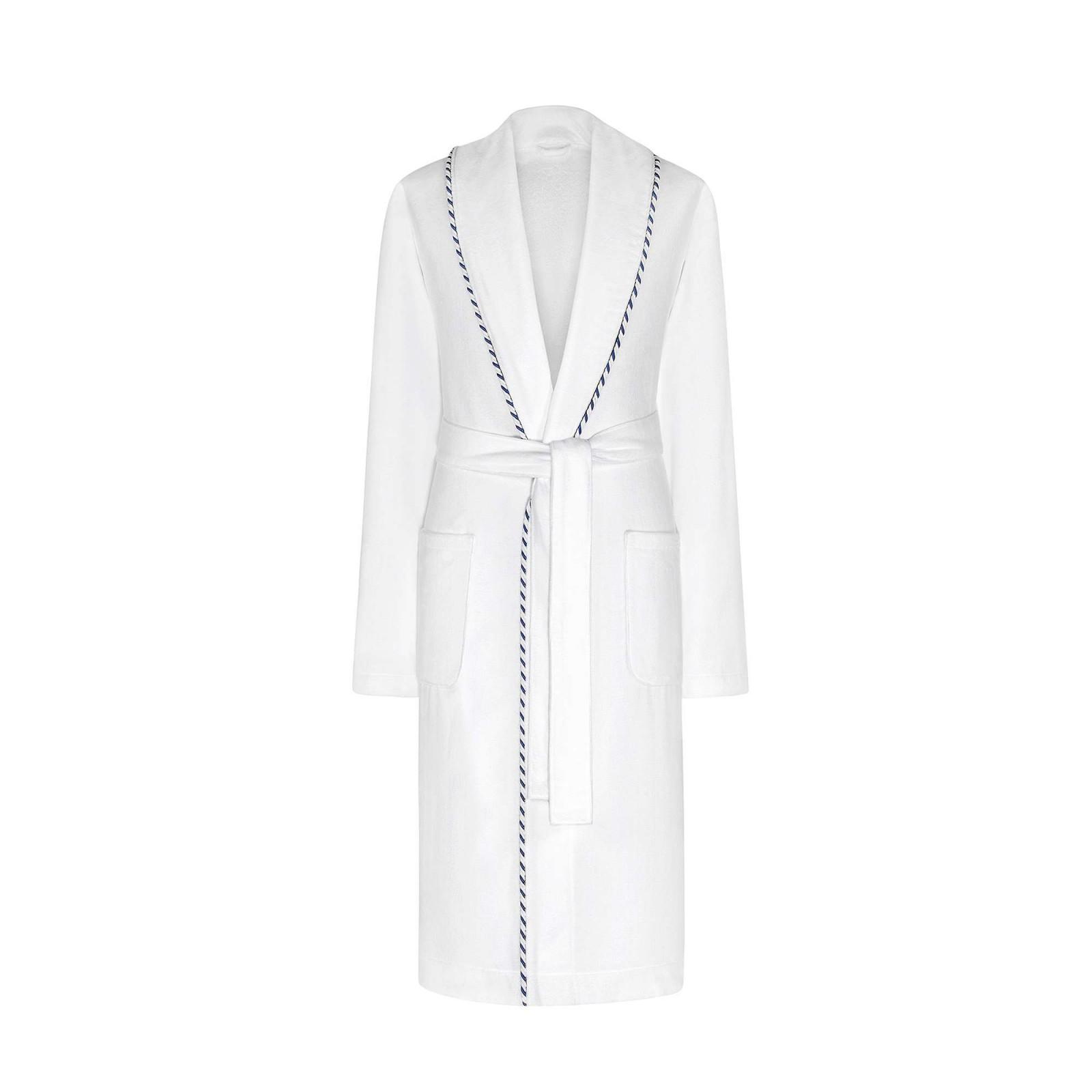 Сауны, бани и оборудование Togas Халат Роберт Цвет: Белый (M) togas халат мужской конолли