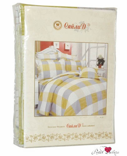 все цены на  Постельное белье СайлиД Постельное белье Ryana А/s-167 (семейное)  онлайн