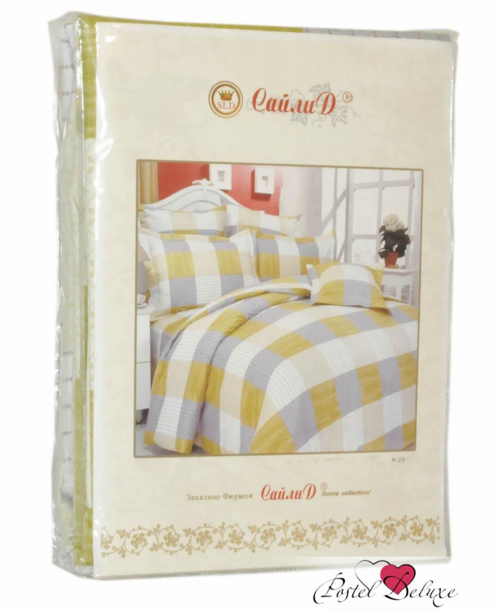 все цены на  Постельное белье СайлиД Постельное бельеAndora A-172(1)(семейное)  онлайн
