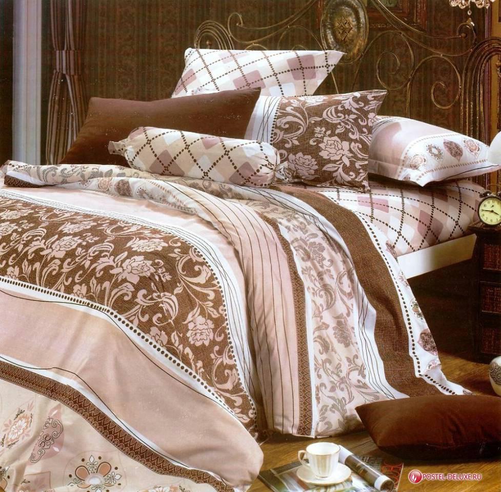 Наш совет - это удобно выбрать и купить постельное белье СайлиД модель СайлиД КпБ Chasity B-96 (сем.). Рекомендуем купить недорого.