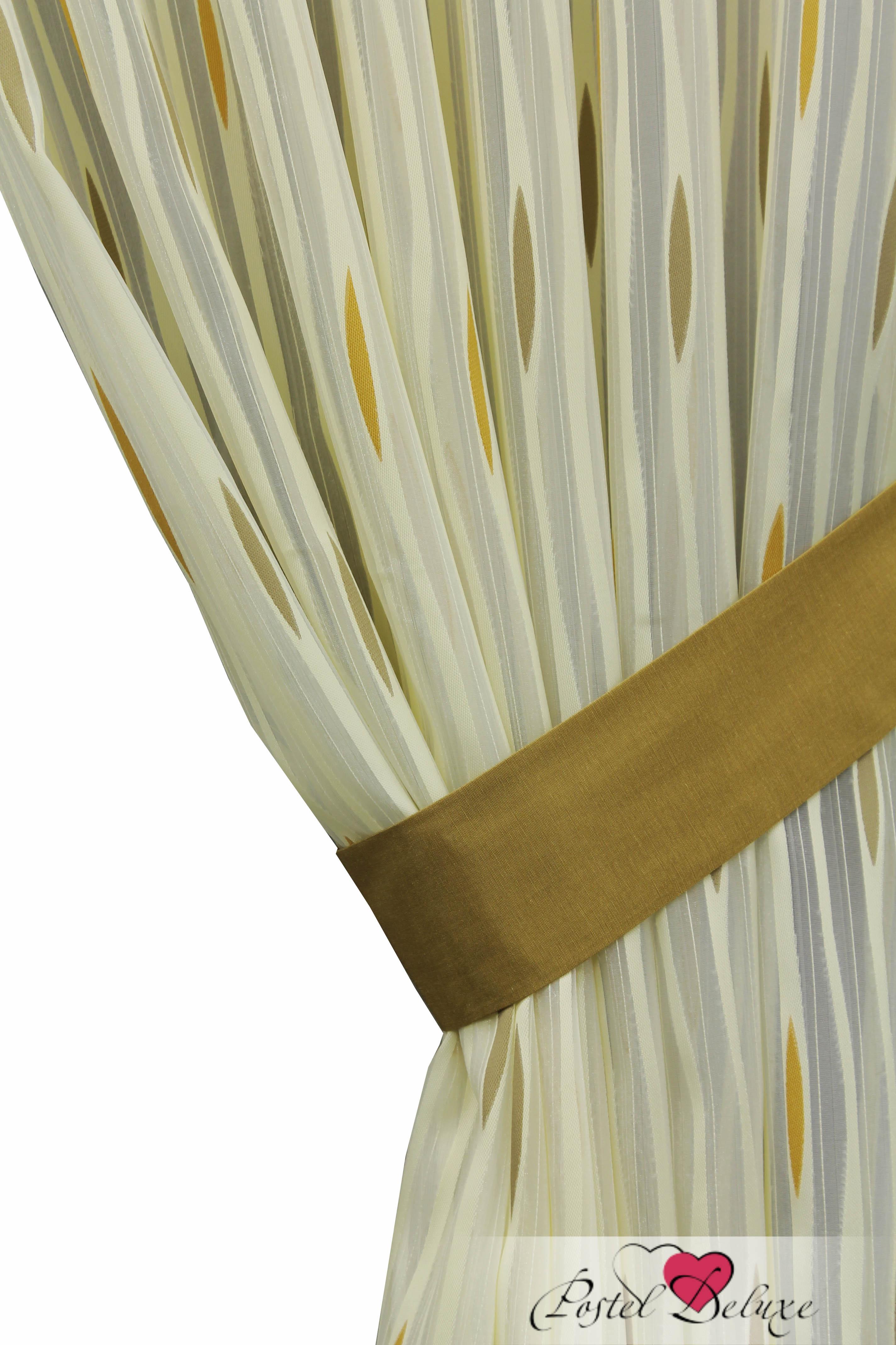 Шторы Sanpa Классические шторы Делис Цвет: Бежево-Оранжевый кабель переходник 0 2м vcom telecom mini displayport vga vhd6070