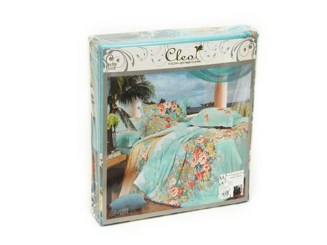 где купить  Постельное белье Cleo Постельное белье Dindrane  (семейное)  по лучшей цене