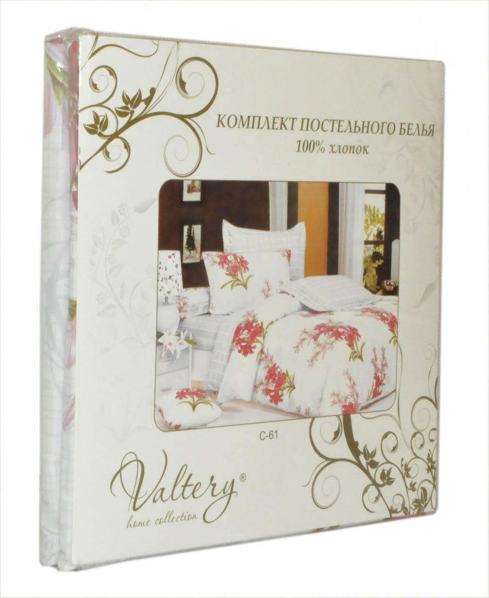 где купить  Постельное белье Valtery Постельное белье Alondra  (1,5 спал.)  по лучшей цене