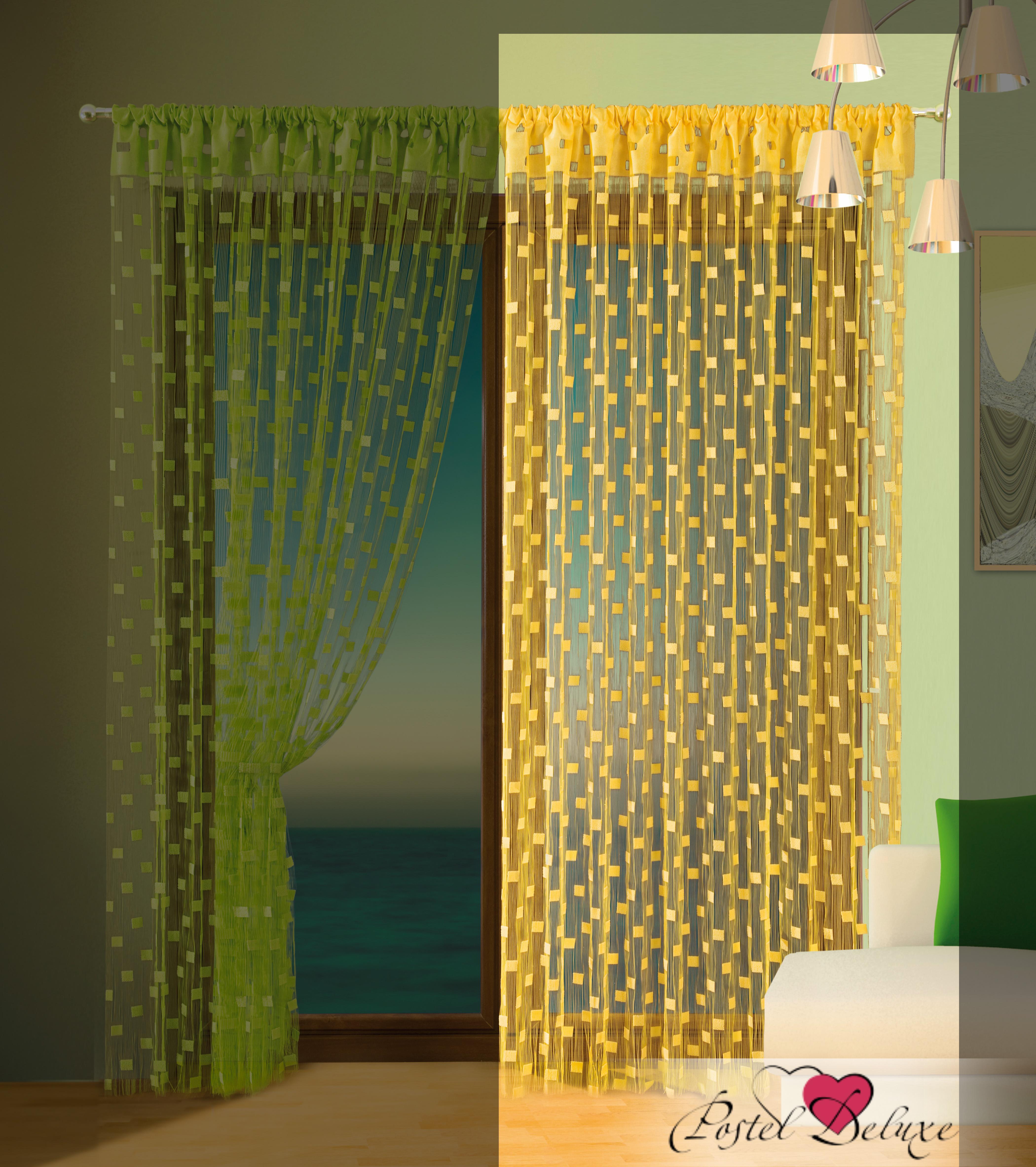 Wisan Нитяные шторы Цвет: Желтый