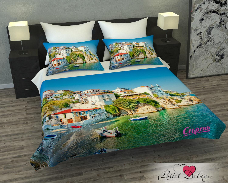 где купить  Покрывало Сирень Покрывало Греческий Залив (145х220 см)  по лучшей цене