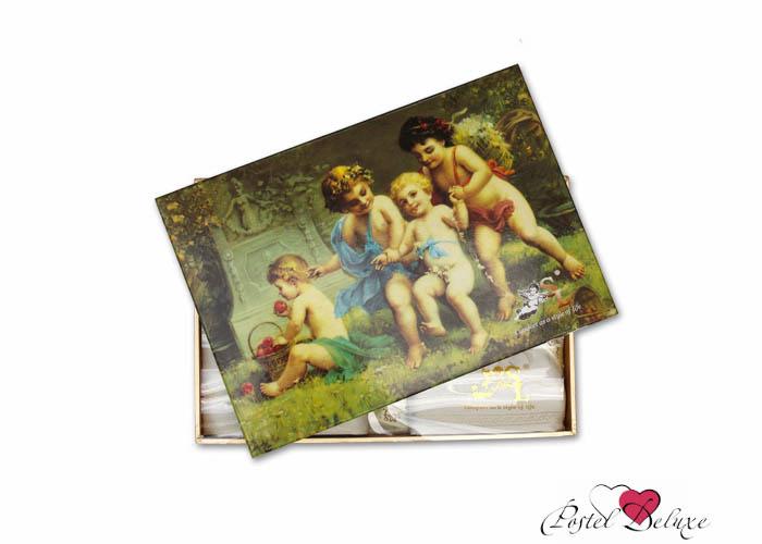 Скатерти и салфетки SL Скатерть Gianna(180x270 см) + 8 Салфеток (40х40 см)