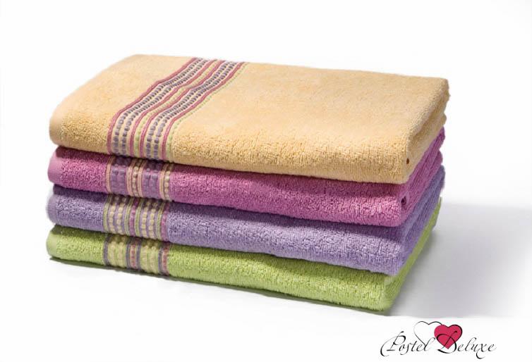 Полотенца Soavita Полотенце Поинт Цвет: Розовый (70х140 см) полотенце махровое soavita df светлая клетка цвет розовый 70 х 140 см