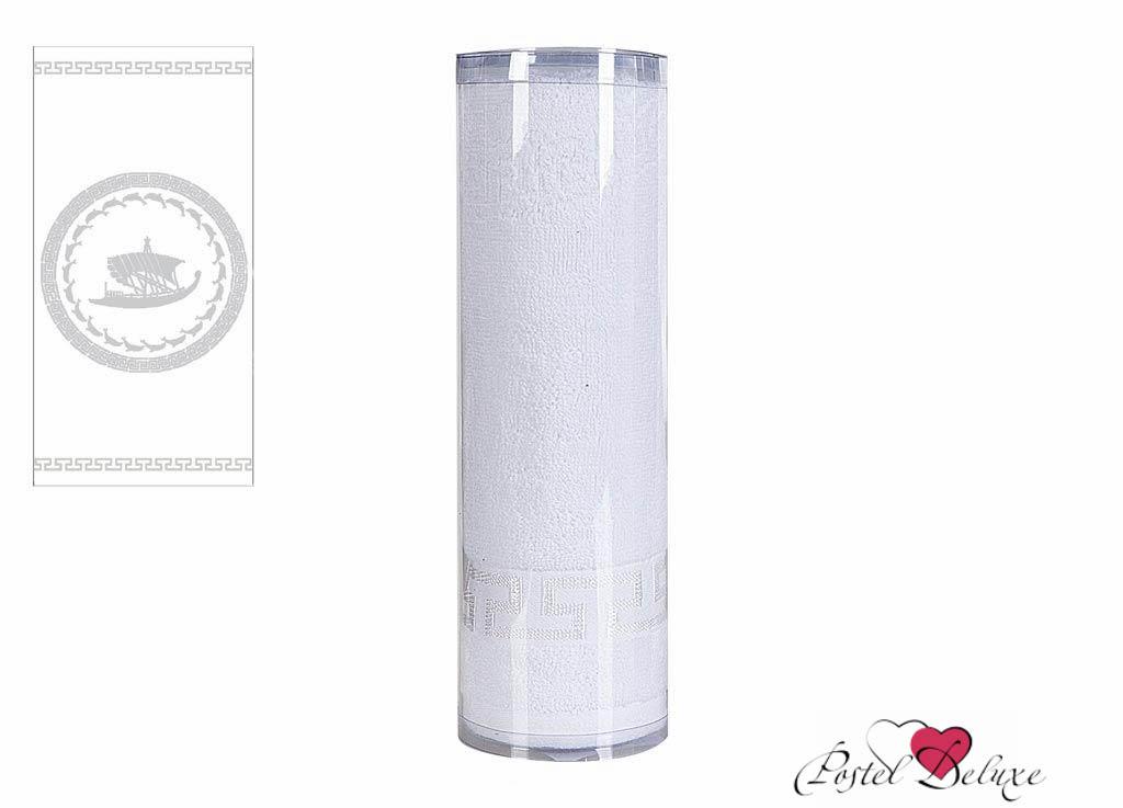 Полотенца Soavita Полотенце Триера Цвет: Белый (65х130 см) полотенце кухонное soavita цвет коралловый диаметр 65 см 48800