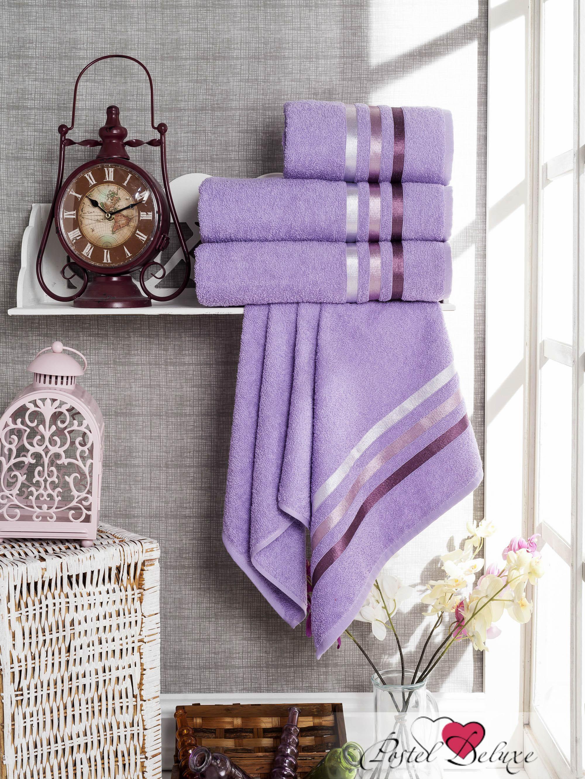 Полотенца Sokuculer Набор Полотенец Vevien Цвет: Лиловый набор из 3 полотенец merzuka sakura 50х90 2 70х140 8432 оранжевый