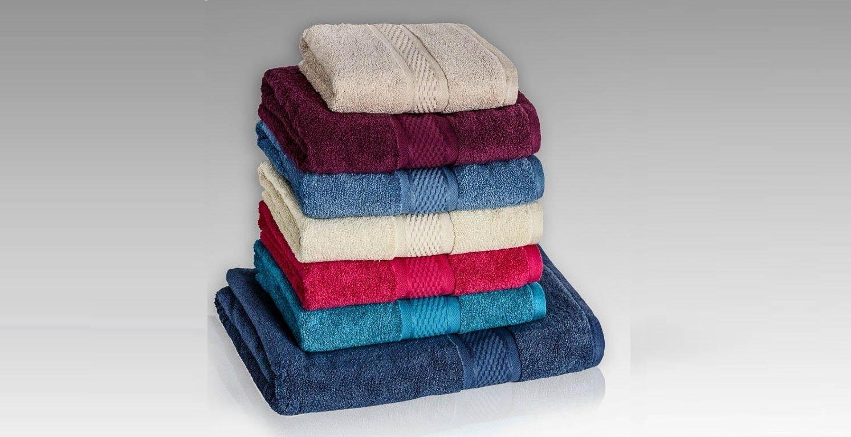 Полотенца Василиса Полотенце Стефа Цвет: Фуксия (90х170 см) полотенца eleganta полотенце anetta цвет темная фуксия набор