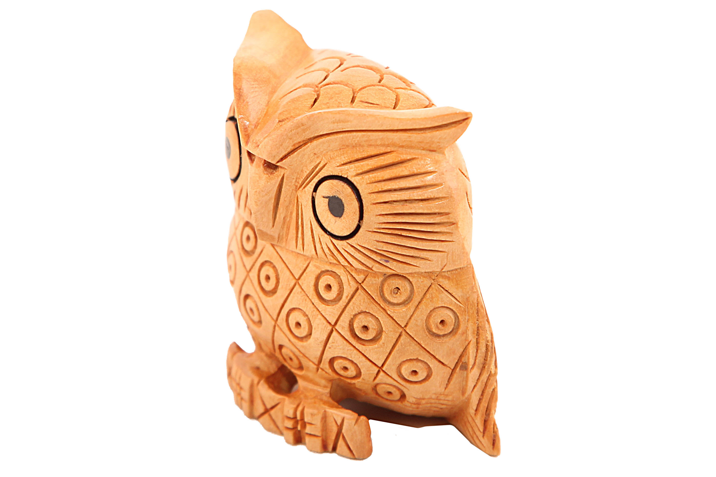 {} Ганг Статуэтка Сова (2х5х5 см) статуэтка сова 110602