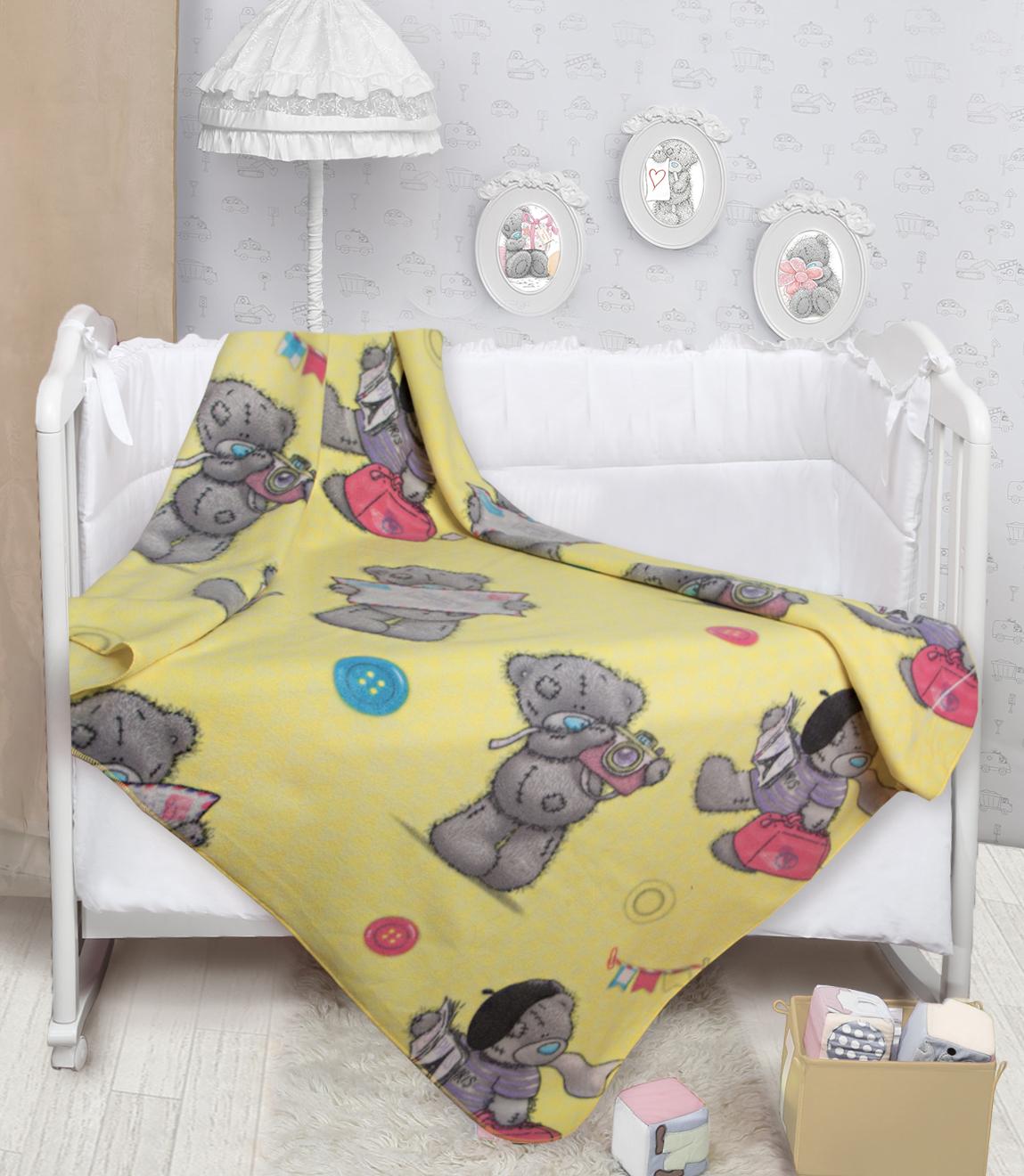 Детские покрывала, подушки, одеяла Mona Liza