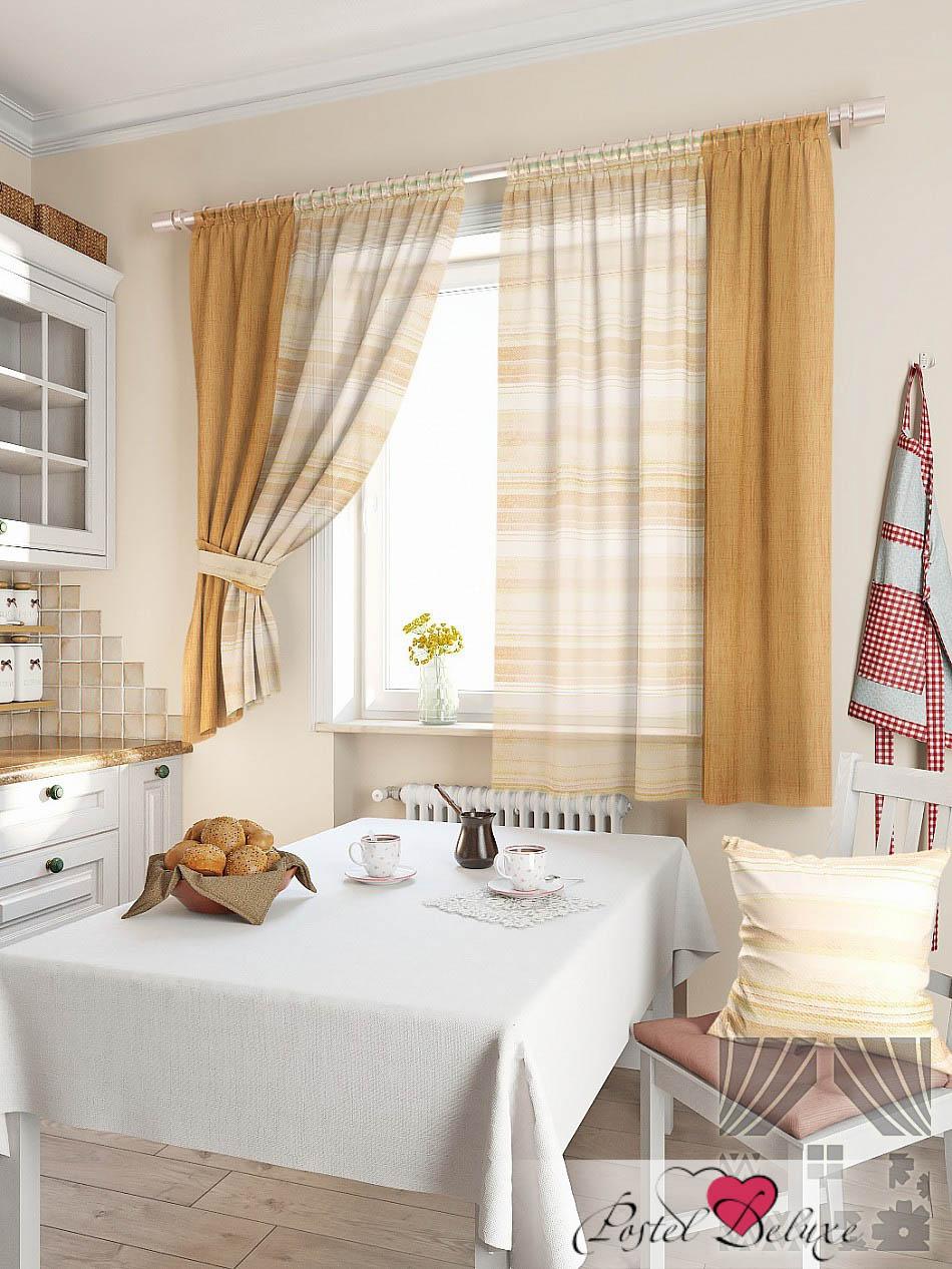 Шторы ТомДом Классические шторы Джорас Цвет: Песочный томдом томдом классические шторы абель цвет малиновый