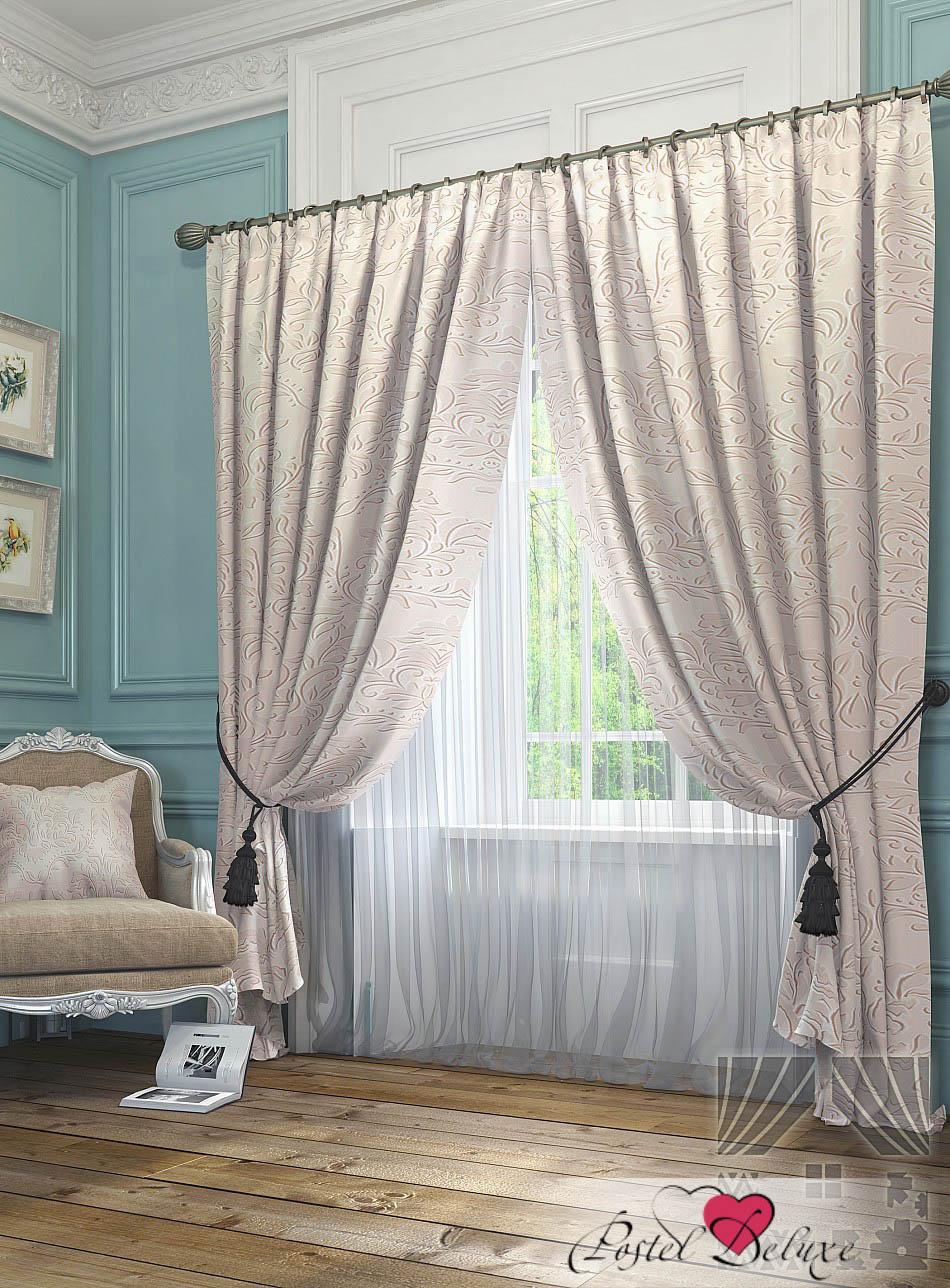 Шторы ТомДом Классические шторы Луала томдом томдом классические шторы луала