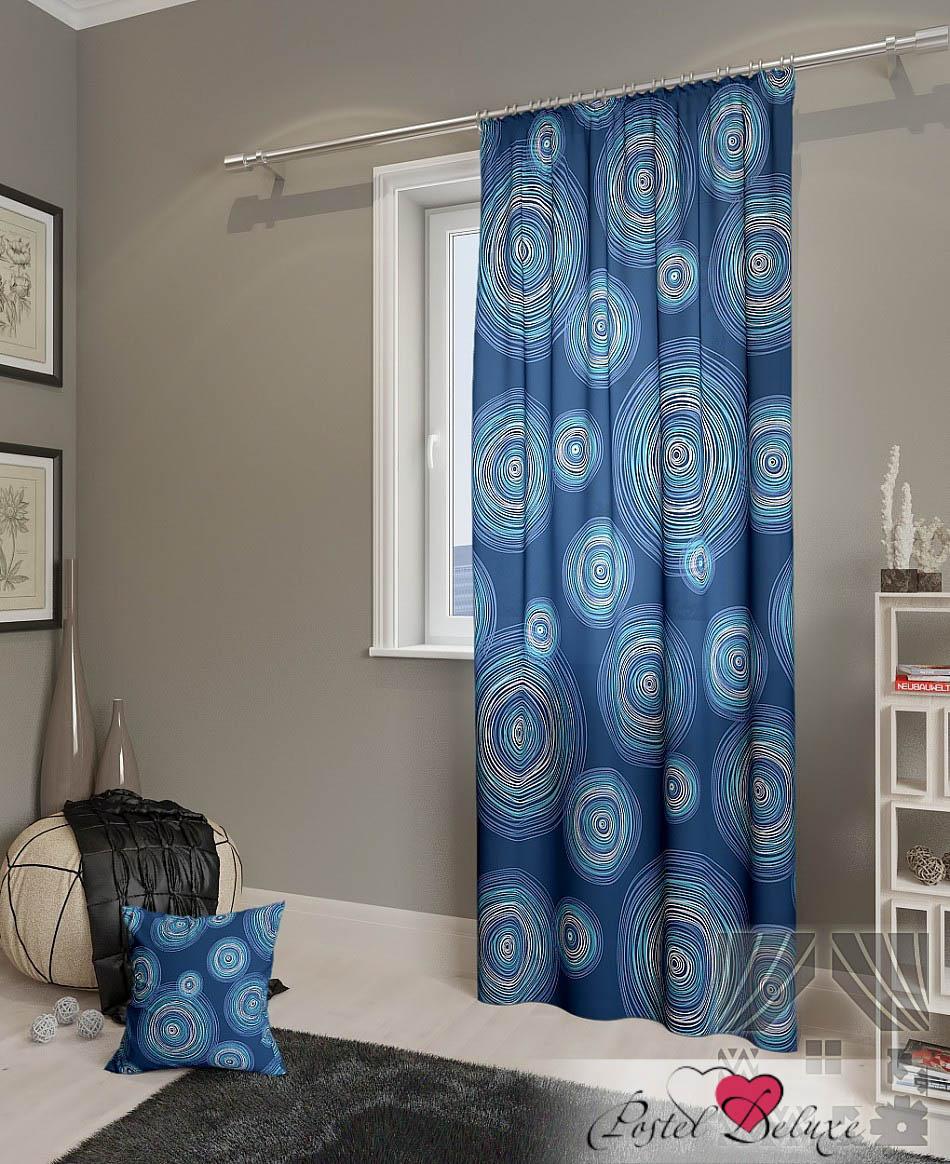 Шторы ТомДом Классические шторы Ван Гог-П Цвет: Цвет: Синий томдом томдом классические шторы абель цвет малиновый