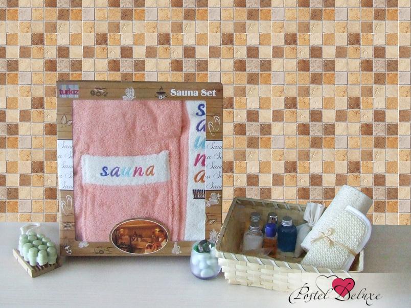 Сауны, бани и оборудование Turkiz Набор для сауны She  tango полотенце turkiz florist tek havlu 8112 03