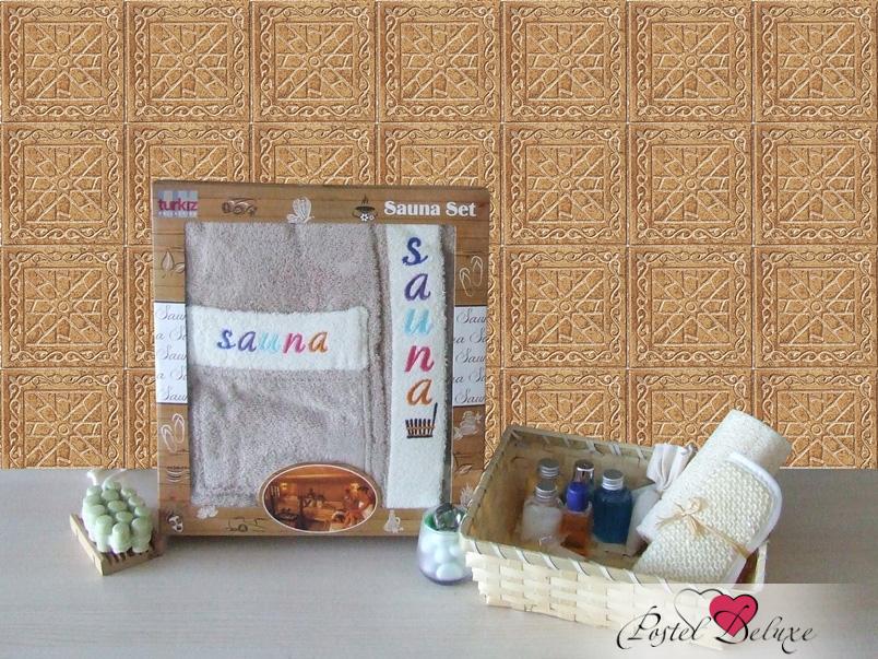 Сауны, бани и оборудование Turkiz Набор для сауны He tango полотенце turkiz florist tek havlu 8112 03