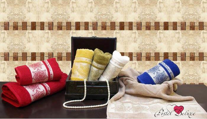 Полотенца Turkiz Полотенце Bea(70х140 см - 6 шт) tango полотенце turkiz florist tek havlu 8112 03