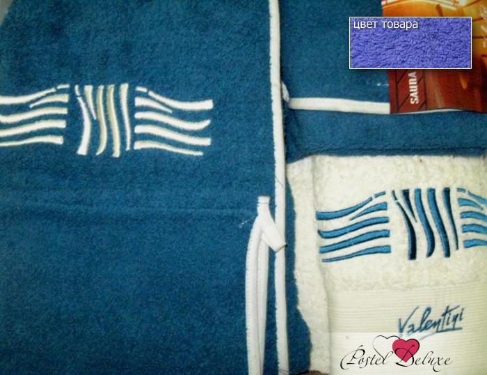 Набор для сауны Valentini Valentini Набор для сауны Набор Парео и Полотенце Sea 2 Цвет: Синий vln36515