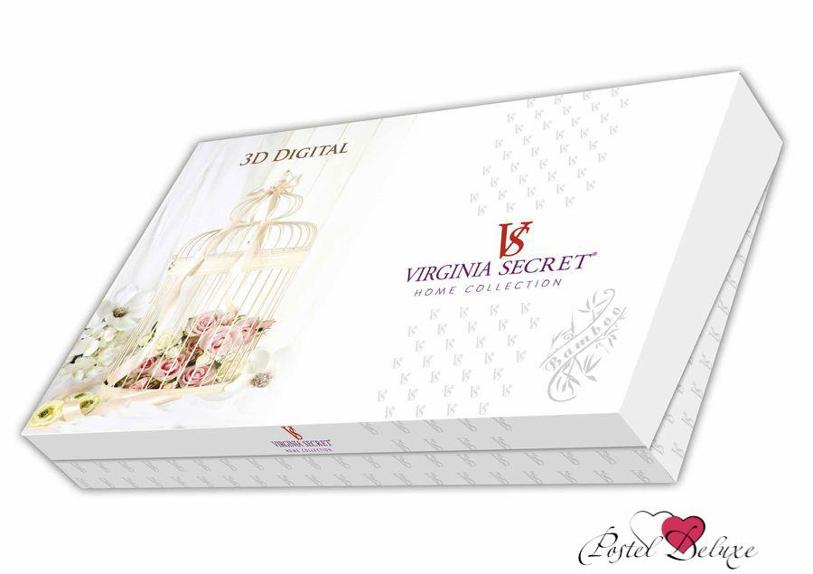 Постельное белье Virginia Secret Постельное белье Zalmon  (2 сп. евро) virginia secret virginia secret кпб gabrielle 2 сп евро