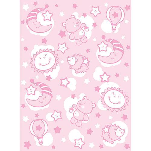 Детские покрывала, подушки, одеяла Vladi Детское одеяло Звездная ночь (85х115 см) vladi vladi детское одеяло барвинок 100х140 см