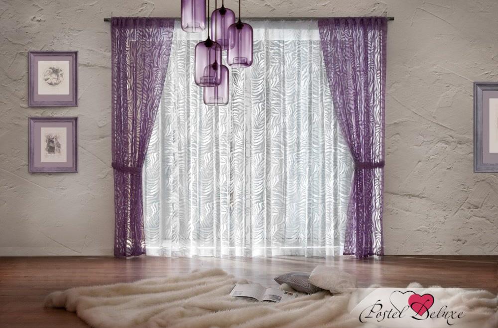 Шторы Wisan Классические шторы Una Цвет: Сиреневый wisan wisan классические шторы noele