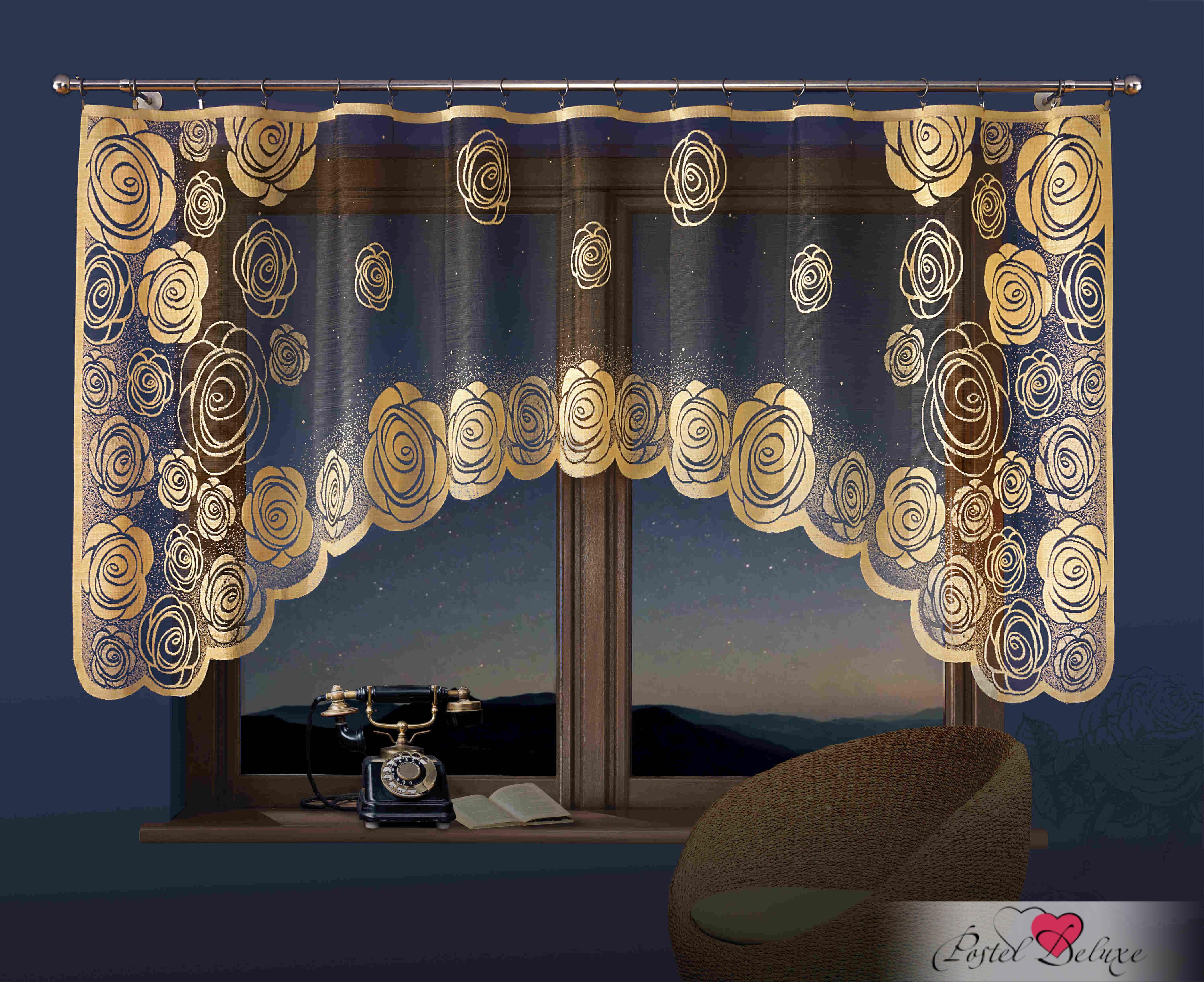 Wisan Классические шторы Alvena Цвет: Светло-Коричневый