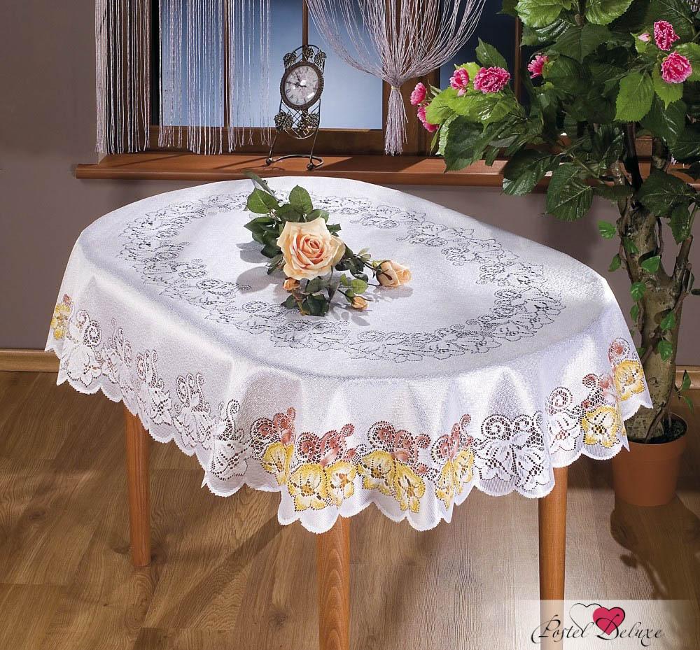 Wisan Скатерть Jacqueline Цвет: Белый (130х170 см)
