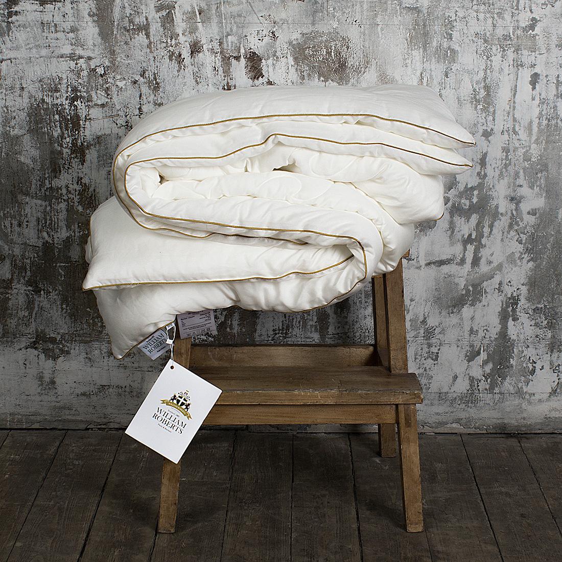 Одеяло Delicate Silk Легкое (200х220 см) William Roberts