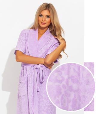 Как стирать белоснежный махровый халат